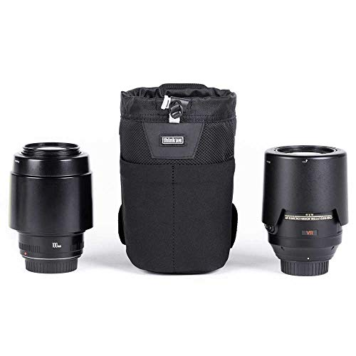 THINK TANK Lens Charger 25 V3 Umhängetasche, 75 cm, Schwarz (Negro) Think Tank Lens Changer