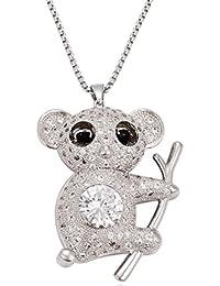 collier femme koala