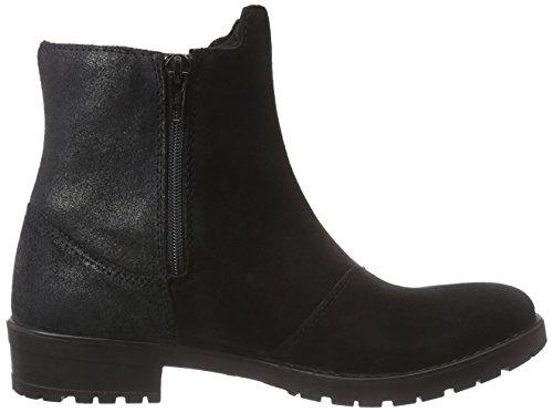 Ricosta Jersey, Bottes Classiques fille Noir (schwarz 091)