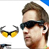 YANFEN Sports Sunglasses Wireless stereo Bluetooth earphone goggles headset integrated for iPhone Android