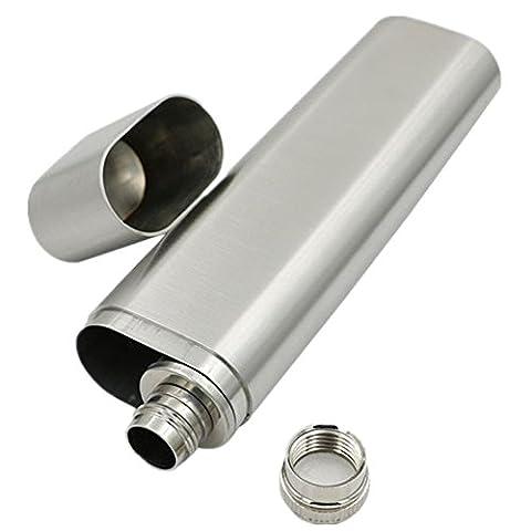 Mini Flasque 2oz Flasque en acier inoxydable avec multifonction vin cigare