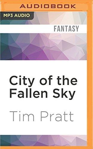 City of the Fallen Sky (Pathfinder Tales) by Tim Pratt (2016-05-17)