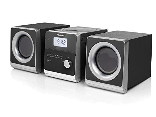 AudioSonic HF-1260 Stereoanlage schwarz