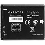 BATTERIE D'ORIGINE ALCATEL CAB3120000C1 peut remplacer la CAB3120000C3 Compatible:Alcatel Miss Sixty Alcatel One Touch 602 / 602D / OT-602 Alcatel One Touch 710 / OT-710 Alcatel One Touch 806 / OT-3020/OT-3020D/OT-806 Alcatel One Touch 880 / 880A / OT-880 / OT880A SFR 3440 Vodafone 354 / VF354/OT-810/OT-810D/OT-2005/OT-2005D/OT-815/OT-815D/