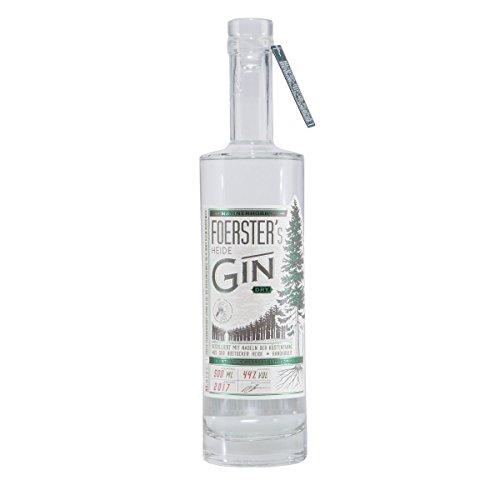 Foerster's Heide Dry Gin
