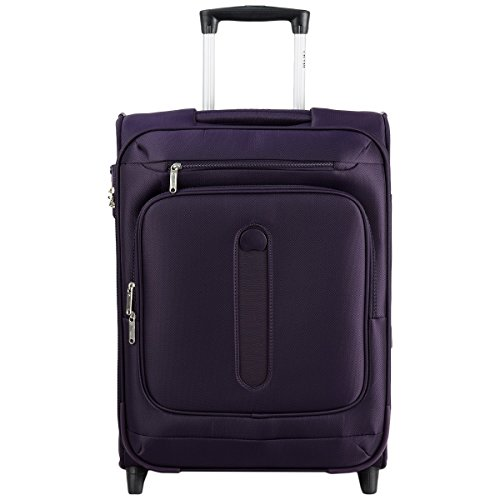 Delsey Manitoba luggage Trolley cabin Slim 2R 55 purple