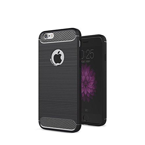 Cover iPhone 6 iPhone 6s, Sportfun morbido protettiva TPU Custodia Case in silicone per iPhone 6 iPhone 6s (02) 01