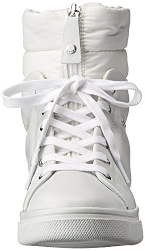 Geox Damen D Mayrah B Abx A High-Top Weiß (WHITEC1000)