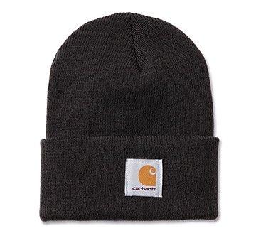 Carhartt A18 Watch Beanie Hat (dunkelgrün)