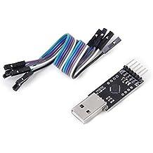 SODIAL(R) USB zu TTL-Konverter-Modul mit eingebautem in CP2102