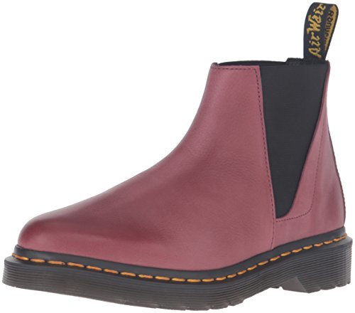 Dr Martens Boots - Dr Martens Bianca Boots - Wine Rouge