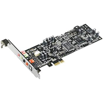 Asus Xonar DGX 5.1 PCI-Express Sound Karte (105dB, 3,5mm RCA Jack)