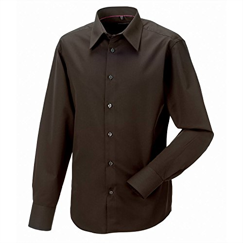 Russell Collection - Chemise business - Homme Cioccolato