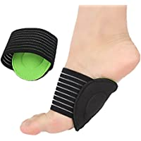CYNDIE 1 Paar Atmungs Fußpflege Verdickte Fuß Matte Sportschuh Einlegesohle Pad Bandage Fuß Strap preisvergleich bei billige-tabletten.eu