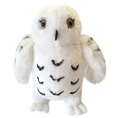 Jushwa 2018 Chouette peluche poupées animal rembourré jouet