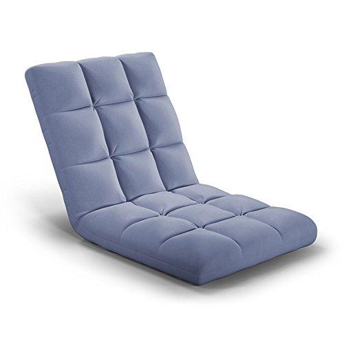 L-R-S-F Canapé paresseux, Chaise pliante simple, chaise à lit, Chaise à baie vitrée, Chaise informatique, Canapé chaise (Couleur : # 2, taille : 80 * 40 * 11cm)