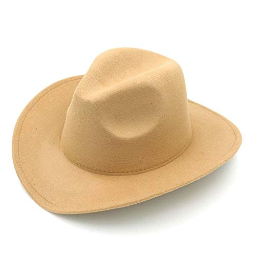 Sombrero Vaquero Fieltro Lana Sombrero Vaquero Fedora