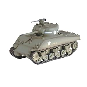 Trumpeter Easy Model 36254  - Medio Tanque M4A3 - Bat Tanque 10.