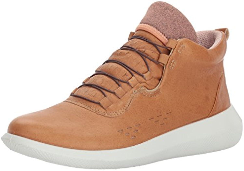 Ecco Damen Scinapse Hohe Sneaker 2018 Letztes Modell  Mode Schuhe Billig Online-Verkauf