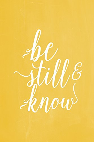 pastel-chalkboard-journal-be-still-know-yellow-100-page-6-x-9-ruled-notebook-inspirational-journal-b
