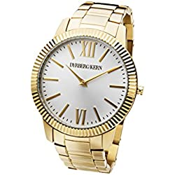 Dyrberg/Kern 340010 Ladies' Accessories Metal Bands Heritage SM 1G5 Stainless Steel 20 cm Gold
