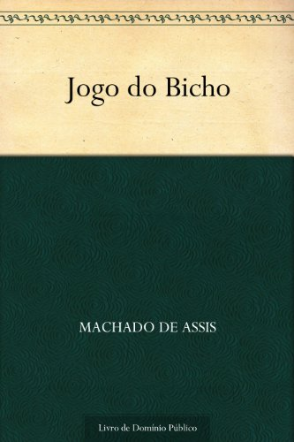 Jogo do Bicho (Portuguese Edition) book cover