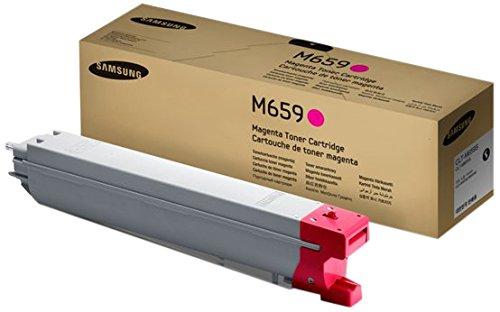 Preisvergleich Produktbild Samsung CLT-M659S/ELS Original Toner (Kompatibel mit: CLX-8640ND/8650ND) magenta