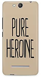 Micromax Canvas Juice 3 Q392 Back Cover by Vcrome,Premium Quality Designer Printed Lightweight Slim Fit Matte Finish Hard Case Back Cover for Micromax Canvas Juice 3 Q392