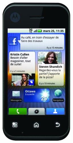Motorola 3g Phones (Motorola Backflip mit Motoblur MB300 3G Smartphone (EDGE, Bluetooth)