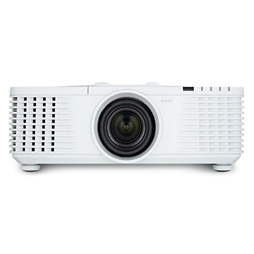 VIEWSONIC pro9800wul Business Projecteur DLP (WUXGA, 5500ANSI Lumen, HDMI, 2x 7W Haut-parleurs, 1.7x Zoom optique, Lens SHIFT) Blanc