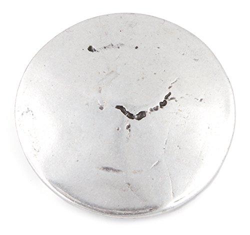 Hochwertige Gürtelschnalle für 40 mm Gürtel - Silber Buckle Antik - Gürtelschließe - Farbe:...