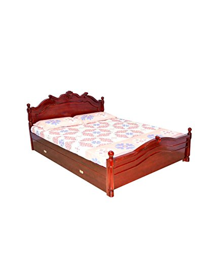 Royal bed, King size, Wooden bed