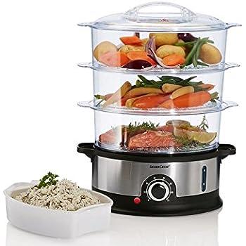 SilverCrest® Kitchen Tools Dampfgarer Küche SDG 800 B2