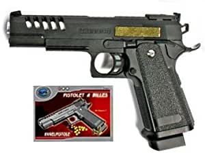 airsoft pistol combat bg 50217 pistolet a billes sports et loisirs. Black Bedroom Furniture Sets. Home Design Ideas