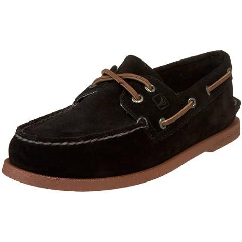 Sperry Authentic Original 2-Eye 0836981 - Zapatos de cuero para hombre