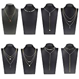 Coolcoco Moda de Metal de oro Choker Collar Conjunto con Colgante Para las...
