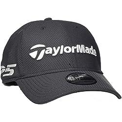 TaylorMade Golf New Era Tour 39Thirty Cap, Gris (Gris N6531417), M/L