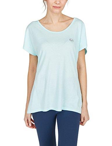 Ultrasport Damen Balance Yoga-Fitness-Shirt Helltürkis XL