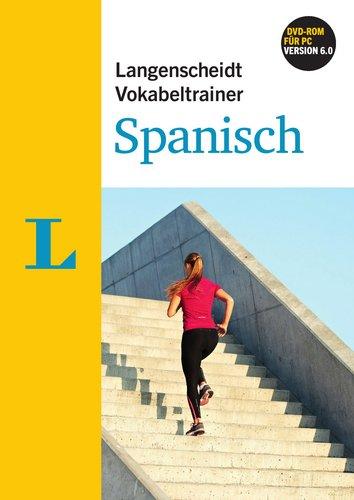 Langenscheidt Vokabeltrainer 6.0 Spanisch (Spanisch Lernen-programme)
