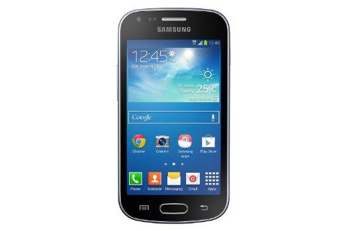 'Samsung Galaxy Trend Plus S7580Smartphone (Bildschirm 4, 480x 800Pixel, 5MP Kamera, 4GB, 1,2GHz, 768MB RAM, Android 4.2) [Europäische Version] - Samsung 5 Mp