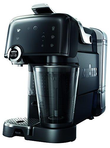 Lavazza LM7000 Fantasia mit integriertem Milchschäumer, schwarz