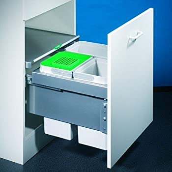 Cox base 1/600-3 - ohne Biodeckel Abfallsammler/Trennsystem ...