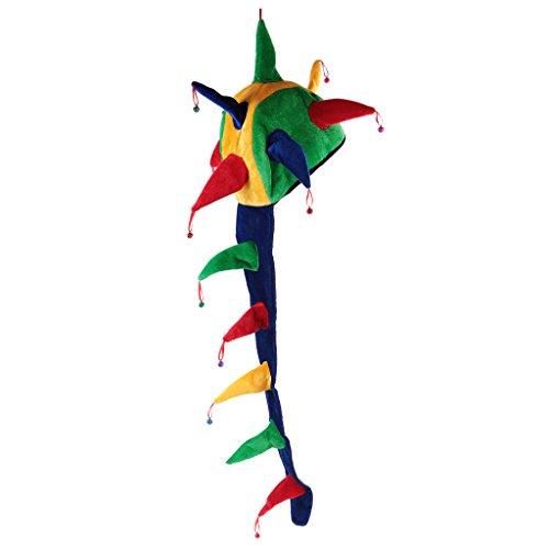 Gazechimp Drachen Schwanz Hut Glocken Mütze für - Damen Hut Und Schwanz Kostüm
