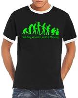 Touchlines Something Logo Men's T-Shirt