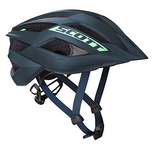 Scott Arx MTB Plus Fahrrad Helm blau 2019: Größe: M (55-59cm)