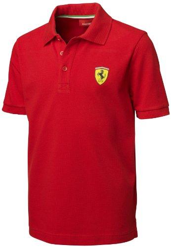 5000052-100-465-polo-ferrari-colore-nero-taglia-xxxs-rosso-xxs