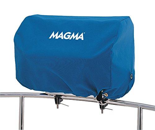 Magma A10-1290pb Abdeckung für rechteckige Grill mit 12x 18Grillen Oberfläche-Pacific blau -