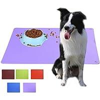 Mascotas Perros / gato –Salvamanteles Forro esterilla comida LianLe