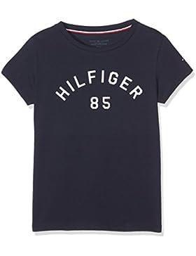 Tommy Hilfiger Mädchen T-Shirt Cn Tee Ss Print