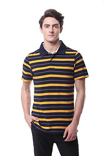 Pau1Hami1ton T-08 Mens pique polo shirts(L,34)